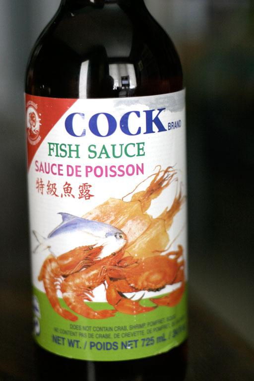 COCK BRAND FISH SAUCE
