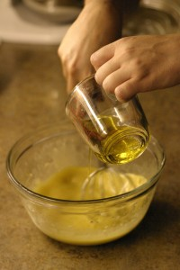 Classic French Sherry Vinaigrette