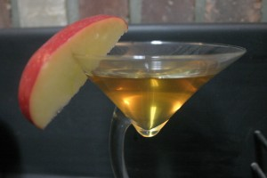 Apple Pie Martinis