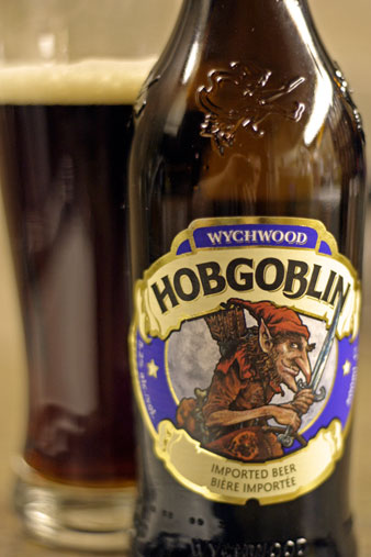 Hobgoblin:  Mischievous, monstrous and... delicious?