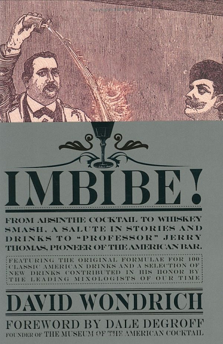 Book Reviewsday: Imbibe!