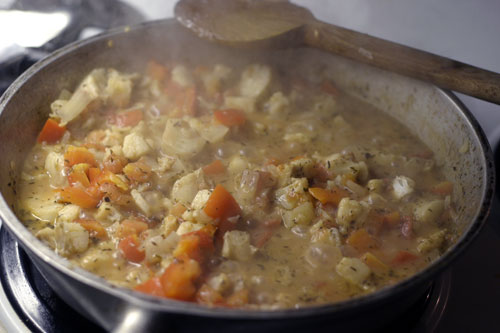 Ackee and Saltfish:  Breakfast in Jamaica