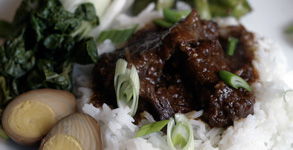 Boneless Asian BBQ Beef Ribs