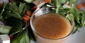 Miso Maple Vinaigrette