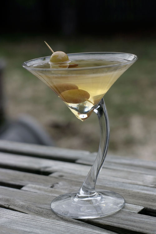 Niagara Ice Wine Martini