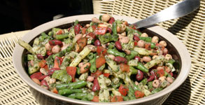 summertimemarinatedbeansalad_2
