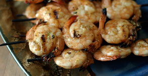 6:30 Whiskey Soaked Shrimp