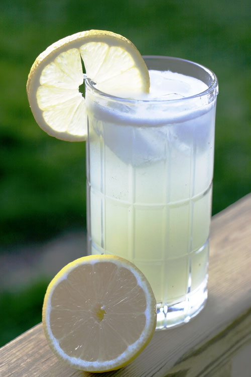 Choosy Beggars Perfect Spiked Lemonade