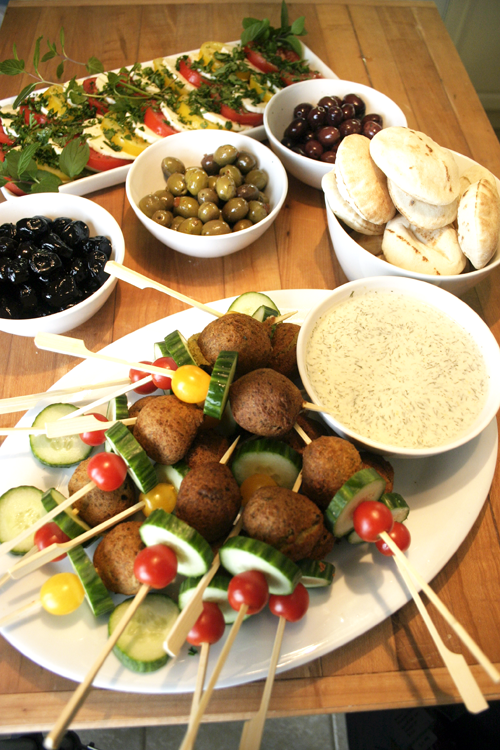 Lebaneseappetizers