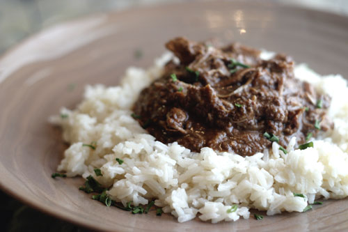 Lazybones Slowcooker Turkey Mole
