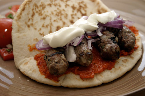 Cevapi: Balkan Grilled Minced Meat