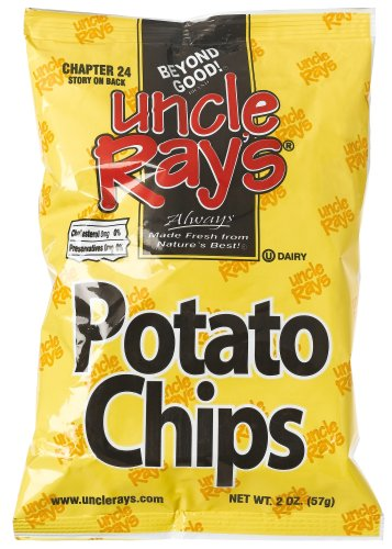 This Snack ROCKS:  Uncle Rays Chips