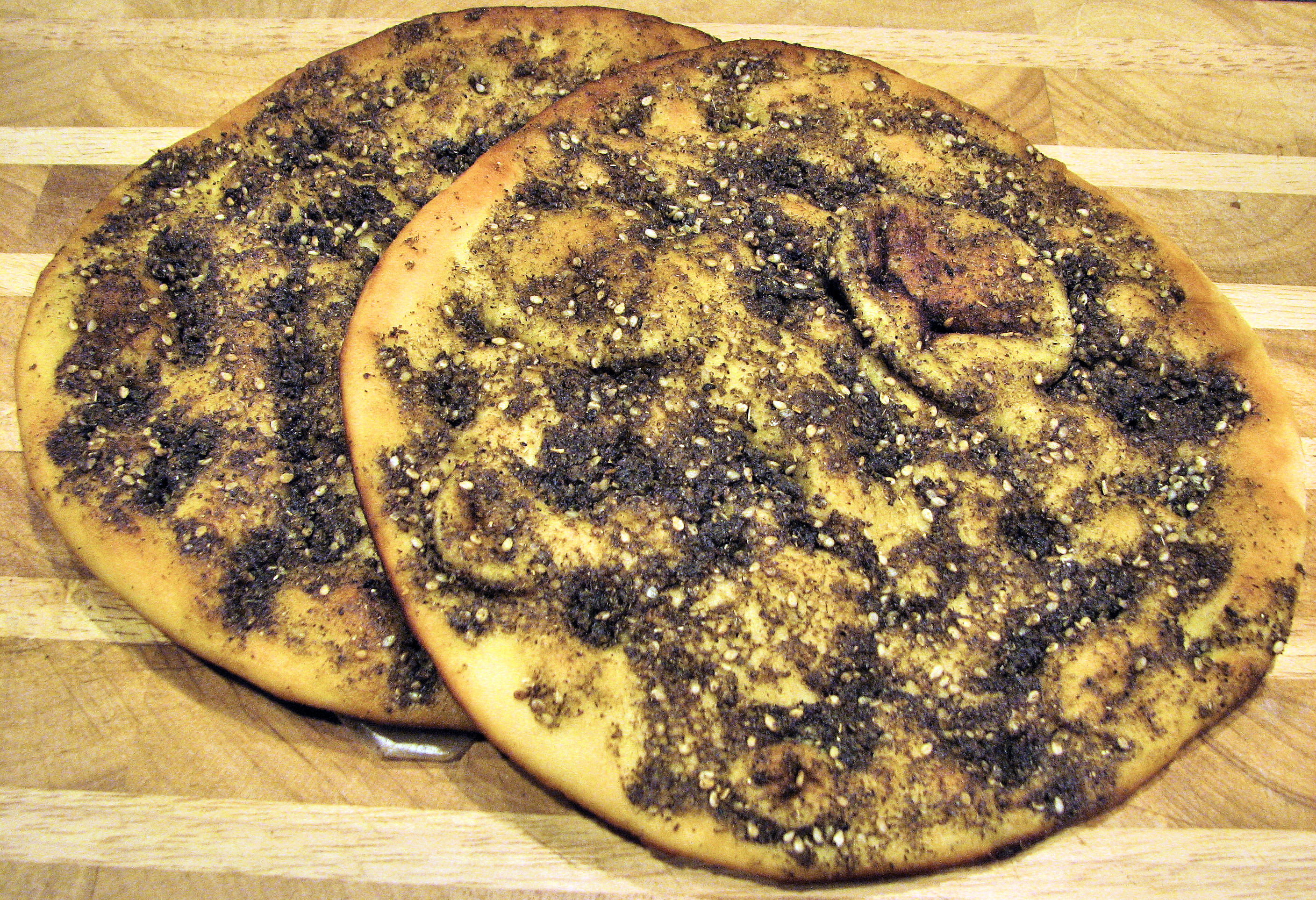 Israeli_zaatar_manakeesh