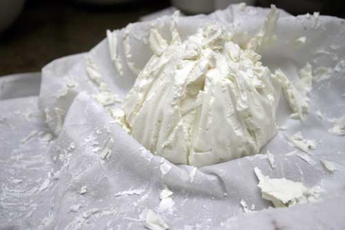 Experiments with Goat Cheese:  WIN!!!!!