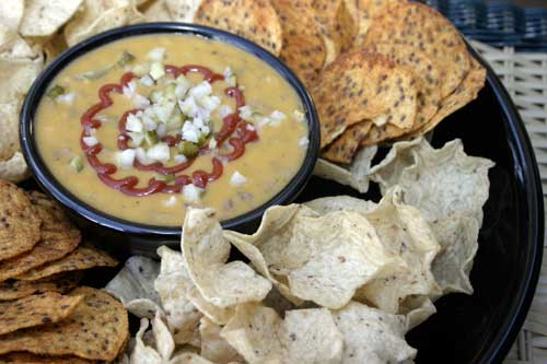 Game Night: Late Night Cheeseburger Dip