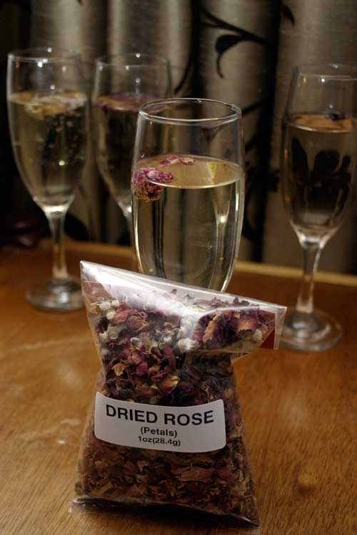 Drink Flowers:  FAIL