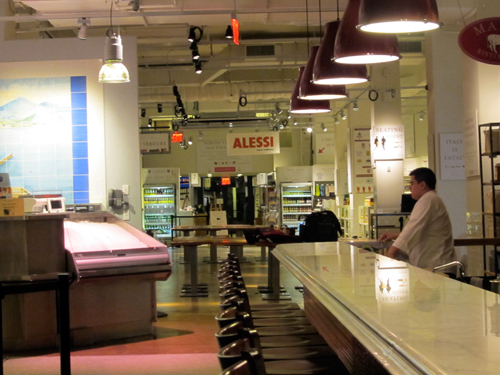 Eating NY: Eataly Caffe, from the Batali/Bastianich Empire