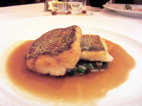 Eating NYC Part 3: Le Bernardin
