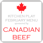 February Kitchen Play Part 2: Rib Eye Steak with Apple Slaw and Spicy Honey Balsamic Drizzle