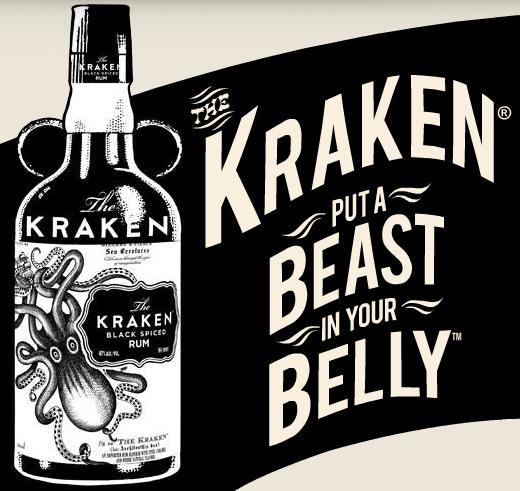 What to Drink This Week:  The Kraken Rum