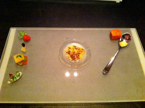 Eating Chicago:  an epic dinner at Alinea