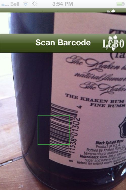 Getting Things Right:  The LCBO On The Go App