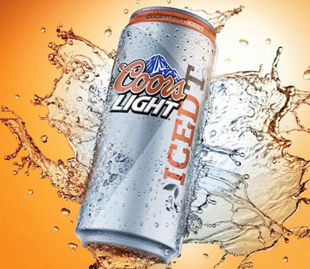 What to Drink This Week: Coors Light Iced T