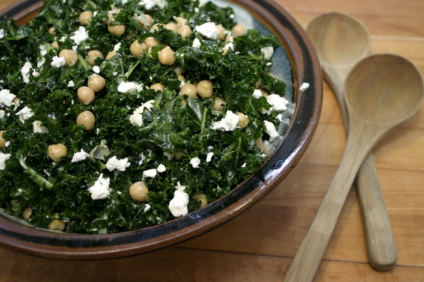 kale salad header