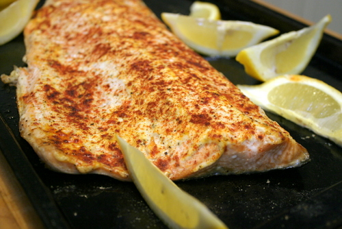 Perfect Salmon, Perfectly Easy